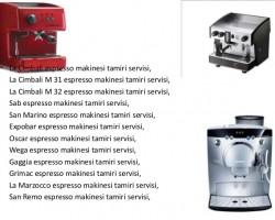 Ümraniye espresso teknik servis